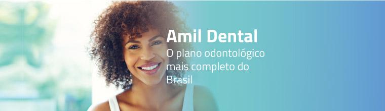 amil dental cobertura